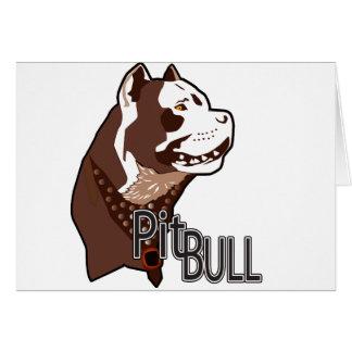 Pitbull Cards