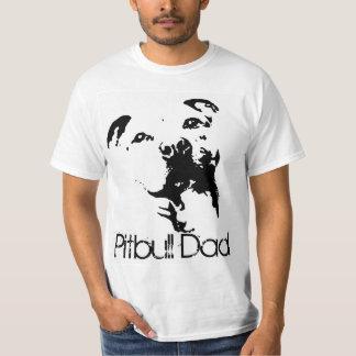 Pitbull Dad Dog shirt