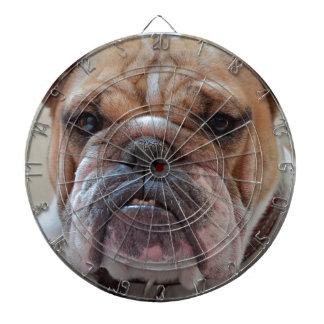 Pitbull Dog Animal Dartboard
