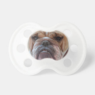 Pitbull Dog Animal Pacifier