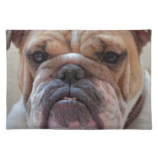 Pitbull Dog Animal Placemat