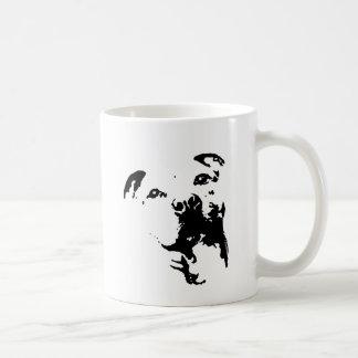 Pitbull Dog Coffee Mug