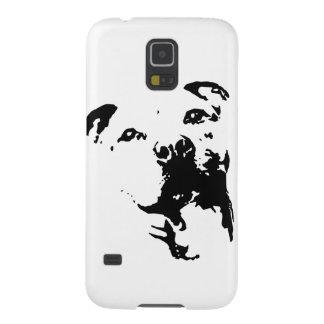 Pitbull Dog Galaxy S5 Cover