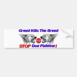 Pitbull Good Image Bumper Sticker