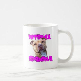 Pitbull Grandma Coffee Mug