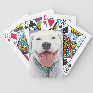 PITBULL JACK BICYCLE PLAYING CARDS