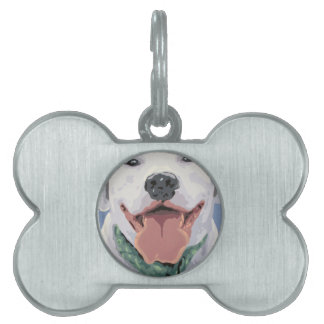 PITBULL JACK PET ID TAG