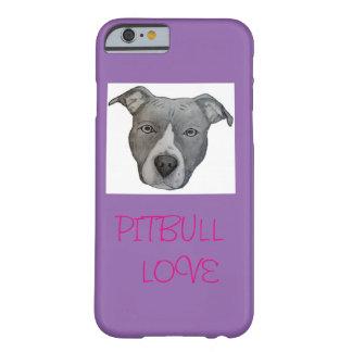 pitbull love phone case