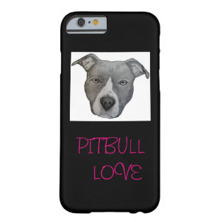 PITBULL LOVE PHONE COVER