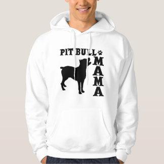 PitBull Mama, black Hoodie