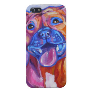 Pitbull Smile Case Savvy iPhone 5 Glossy Finish iPhone 5 Covers
