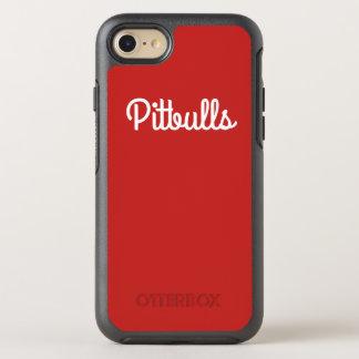 Pitbulls OtterBox Symmetry iPhone 8/7 Case