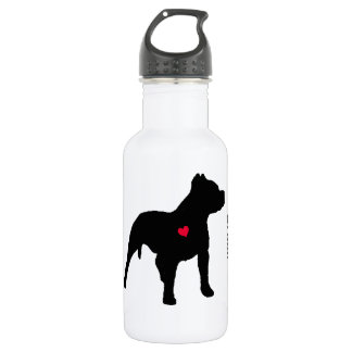 Pitbulls Rule! Other Dogs Drool! Water Bottles