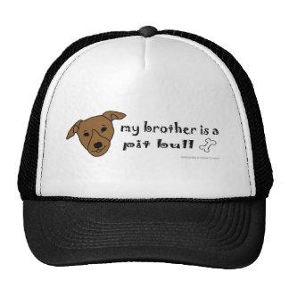 PitBullTanBrother Trucker Hat