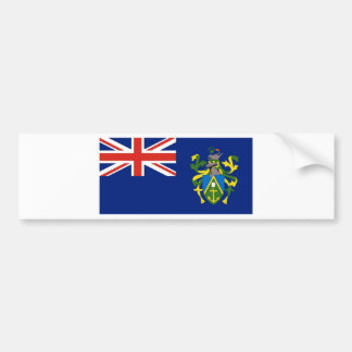 Pitcairn Islands Bumper Sticker