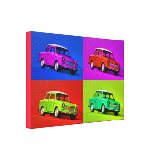 Pitch name Trabbi - Photoworks Jean Louis Glineur Canvas Print