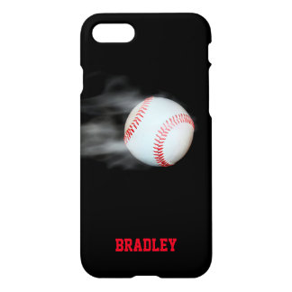 Pitch The Ball Baseball Custom Personalized iPhone 8/7 Case