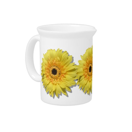 Pitcher - Lemorange Lollipop Daisy