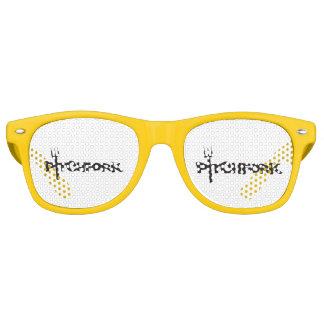 Pitchfork shades