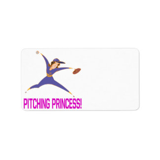 Pitching Princess