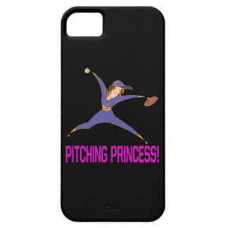 Pitching Princess Case For The iPhone 5