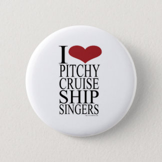 Pitchy Singers Rule 2 Inch Round Button
