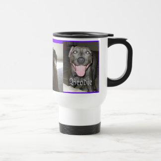 Pits and Kits Travel Mug