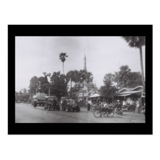Pitstop Postcard