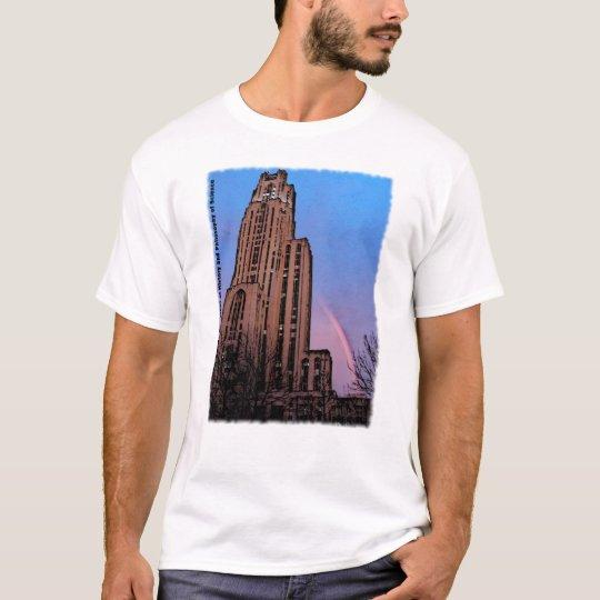 PITT_HPS_WHITE T-Shirt