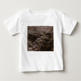 pitted rock texture baby T-Shirt