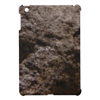 pitted rock texture case for the iPad mini