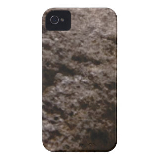 pitted rock texture iPhone 4 cover