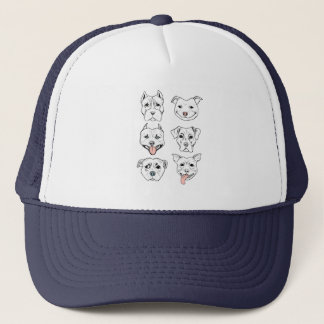 Pittie Pittie Please! Trucker Hat