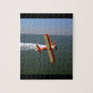 Pitts, Samson replica,1985_Classic Aviation Jigsaw Puzzle