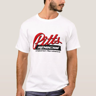 Pitts Special Unlimited Aerobatic Airplane Tee