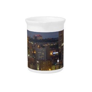 pittsburgh beverage pitcher