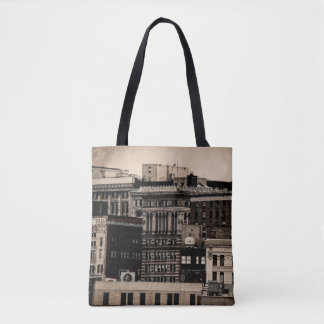 Pittsburgh Buildings Tote Bag