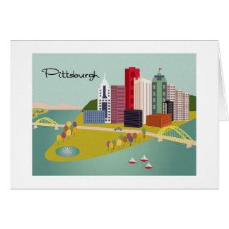 Pittsburgh! Card