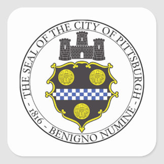 Pittsburgh City Seal