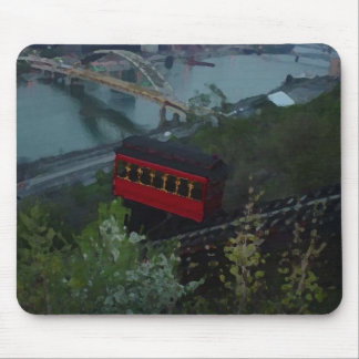 Pittsburgh Incline Mouse Pad