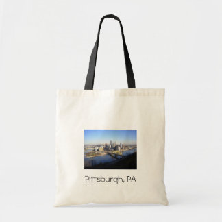 Pittsburgh PA Tote Bag