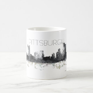 PITTSBURGH PENNSYLVANIA SKYLINE - Drinks Mug
