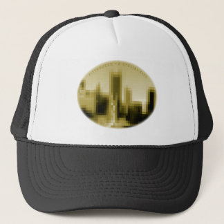 PITTSBURGH PIXEL HAT