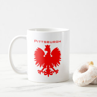 Pittsburgh Polska Coffee Mug