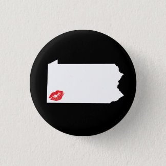 Pittsburgh Pucker Pin