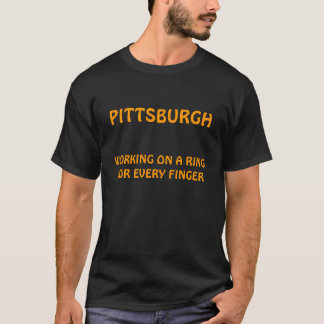 Pittsburgh Ring 02 Shirt