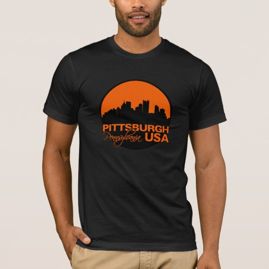 PITTSBURGH shirt - choose style & colour