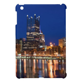 Pittsburgh Skyline at Night Cover For The iPad Mini