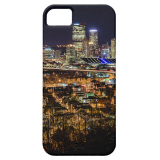 Pittsburgh Skyline at Night iPhone 5 Case