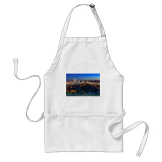 Pittsburgh Skyline at Sunset Standard Apron